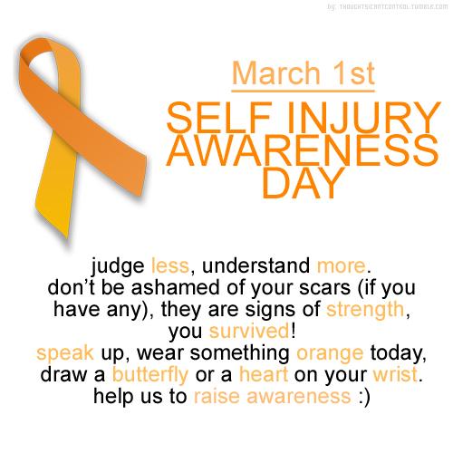 Self Harm Awareness