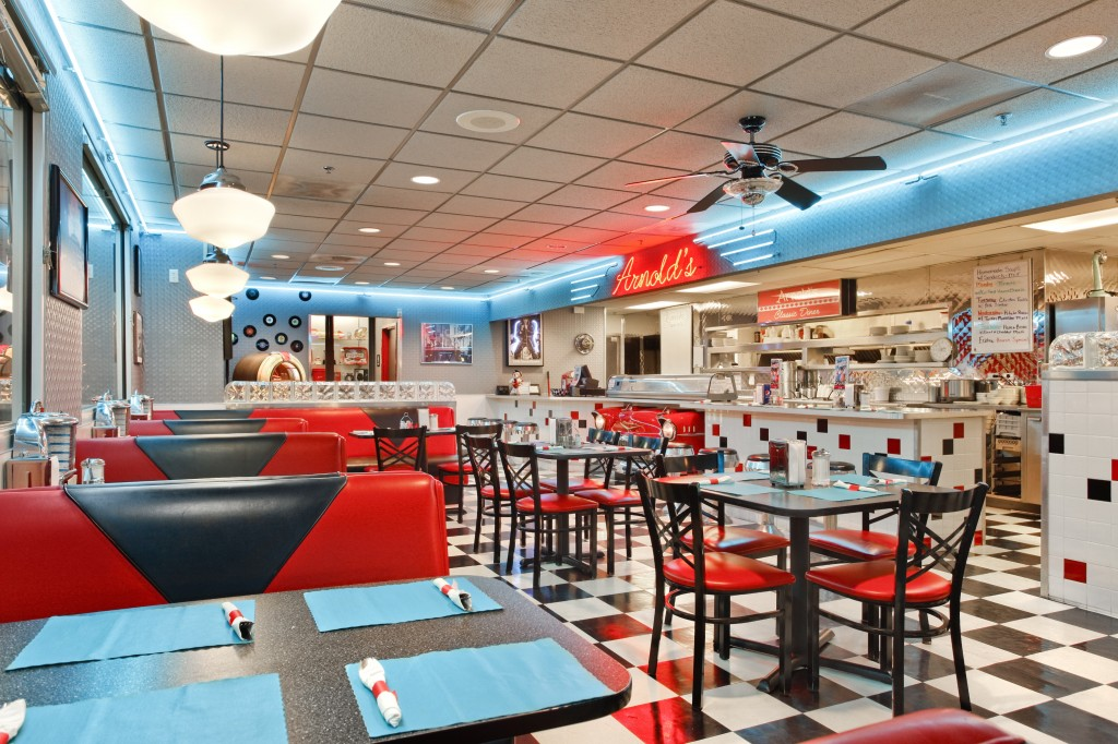 The rise of retro bringing back the 1950s rntomlinson for American classic diner