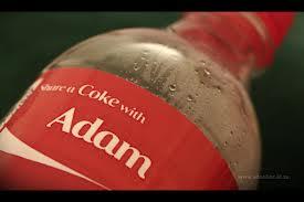 Coca Cola's latest PR spin.